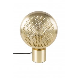 Stolní lampa GRINGO, brass