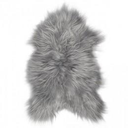 Předložka islandská ovce, dl., šedá eco