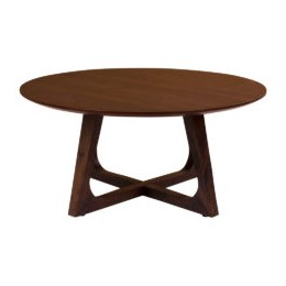 Jídelní stůl HELLERUP 137x137 cm