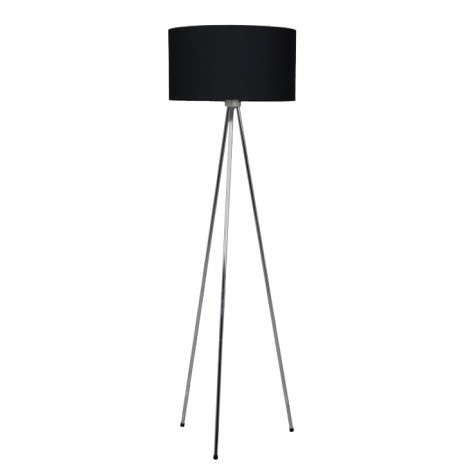Zuiver / White Label Stojací lampa New Twist black