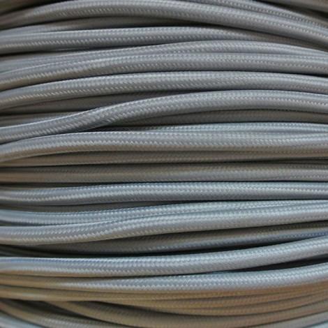 IMINDESIGN Kabel textilní šedý Délka kabelu 1 m