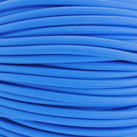 IMINDESIGN Kabel textilní modrý Délka kabelu 1 m