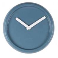 Hodiny Time Ceramic modré