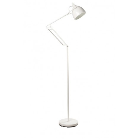Zuiver Stojací lampa Reader white