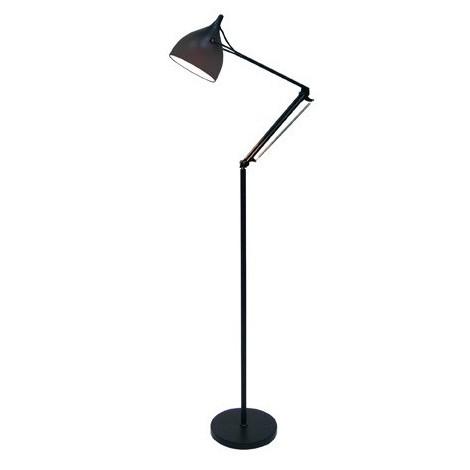 Zuiver Stojací lampa Reader black
