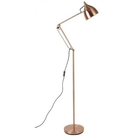 Zuiver Stojací lampa Reader Copper