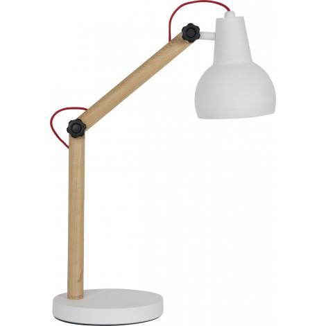 Zuiver Stolní lampa Study, bílá