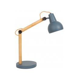 Stolní lampa Study, šedá