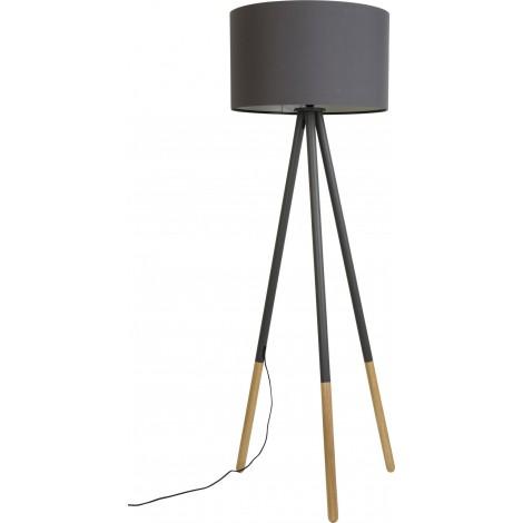 Zuiver Stojací lampa Highland, šedá