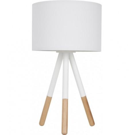 Zuiver Stolní lampa Highland, bílá