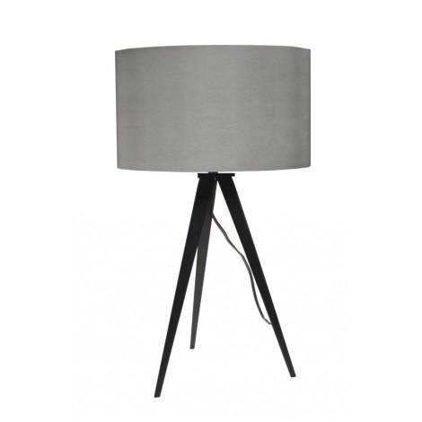 Zuiver Stolní lampa Tripod black/grey