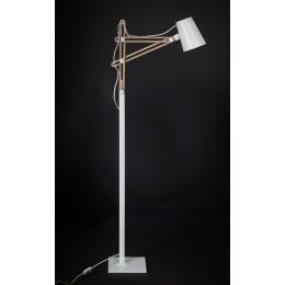 Stojací lampa Looker wood