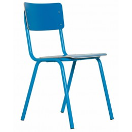 Židle Back to School blue