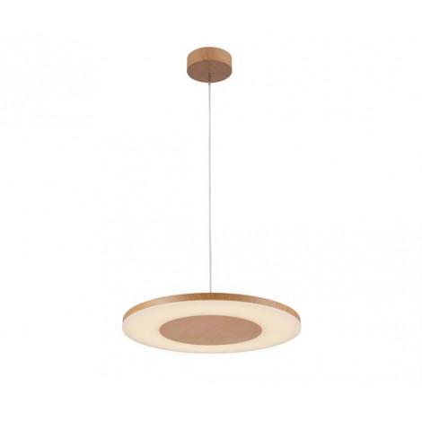Mantra Závěsná lampa - Discóbolo Metal Wood