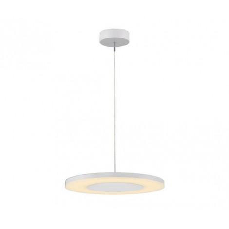 Mantra Závěsná lampa - Discóbolo Bianco