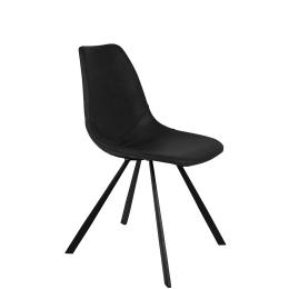 Židle Franky Black