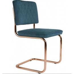 Židle Diamond Blue