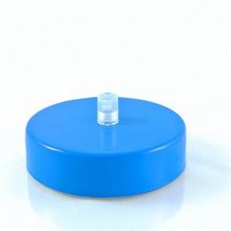 Montura stropní lakovaný kov modrá