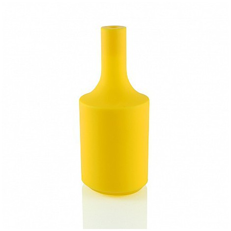 IMINDESIGN Objímka silikon žlutá