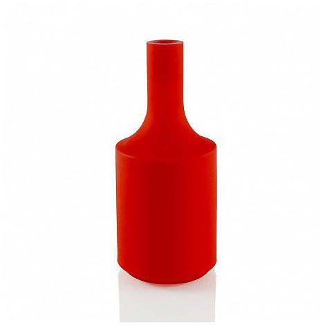 IMINDESIGN Objímka silikon červená