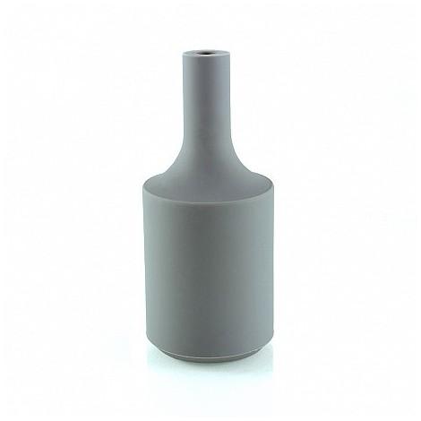 IMINDESIGN Objímka silikon šedá
