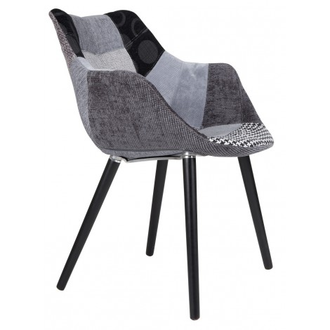 Zuiver Židle/křeslo Twelve Patchwork