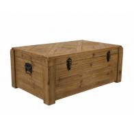 Dřevěná truhla Lon Trunk