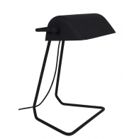 Stolní lampa BROKER black