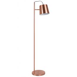 Stojací lampa Buckle Head copper