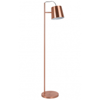 Stojací lampa Buckle Head copper