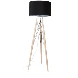 Stojací lampa Eiffel Black