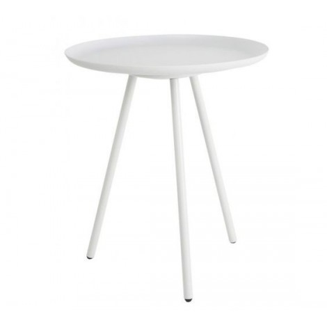 Zuiver Odkládací stolek Frost White