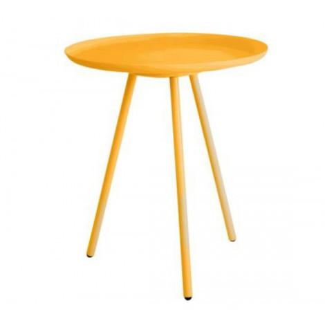 Zuiver Odkládací stolek Frost Tangerine