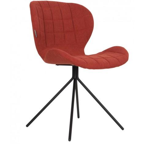 Zuiver Židle OMG orange