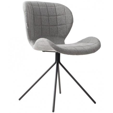 Zuiver Židle OMG light grey