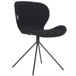 Židle OMG černá