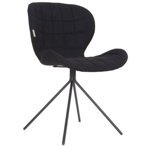 Zuiver Židle OMG černá