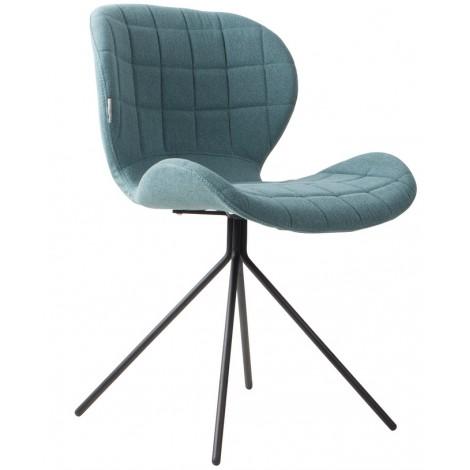 Zuiver Židle OMG Blue