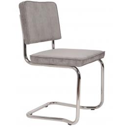 Židle Ridge Kink Rib grey