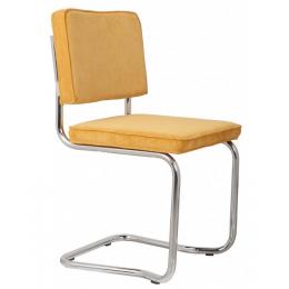 Židle Ridge Kink Rib yellow