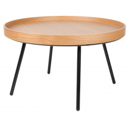 Odkládací stolek Coffee table Oak Tray