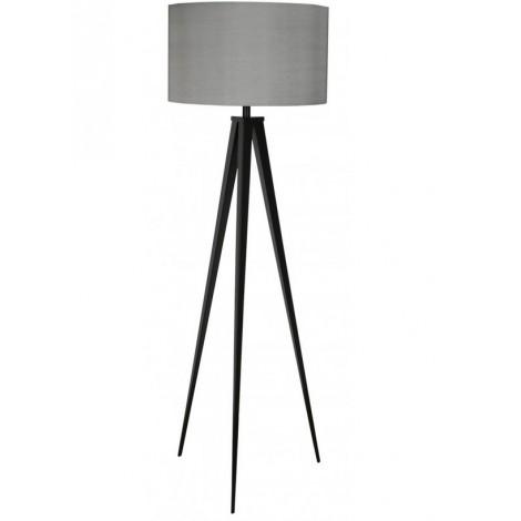 Zuiver Stojací lampa Tripod black grey