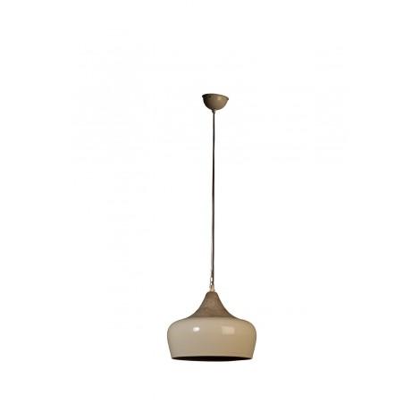 Dutchbone Závěsná lampa Coco ivory
