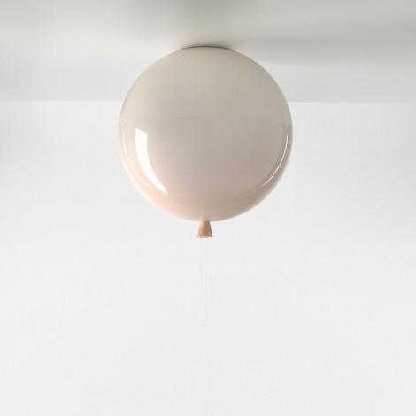 Brokis Stropní Memory triplex sklo, světle růžová Rozměr svítidla 300 mm