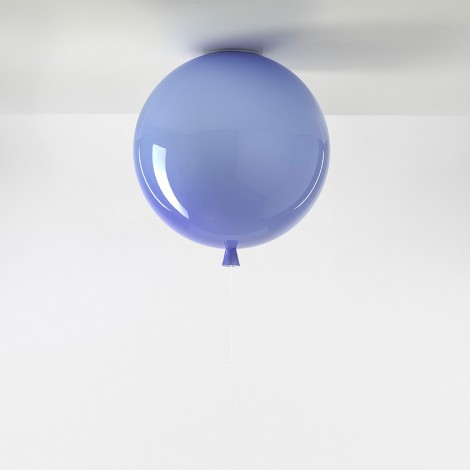 Brokis Stropní Memory triplex sklo, modrá Rozměr svítidla 250 mm
