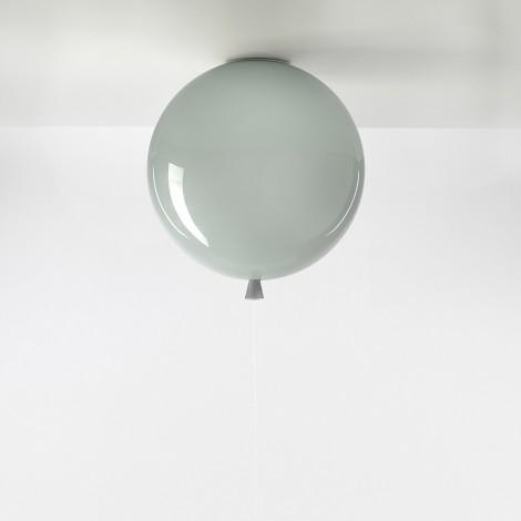 Brokis Stropní Memory triplex sklo, šedá Rozměr svítidla 250 mm