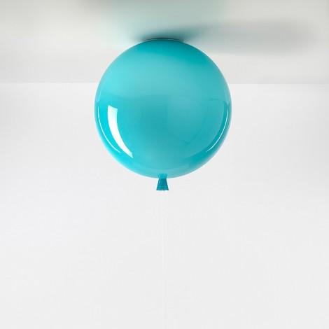 Brokis Stropní Memory triplex sklo, tyrkysová Rozměr svítidla 250 mm
