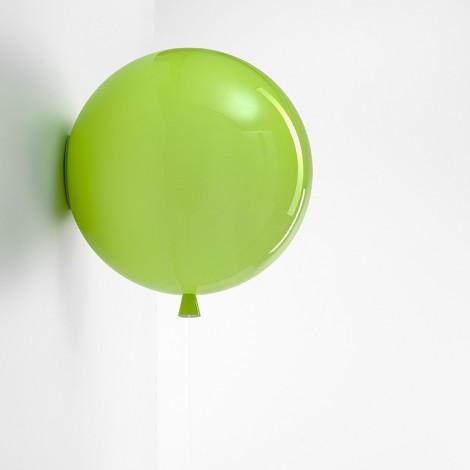 Brokis Nástěnné Memory triplex sklo, zelené jablko Rozměr svítidla 250 mm