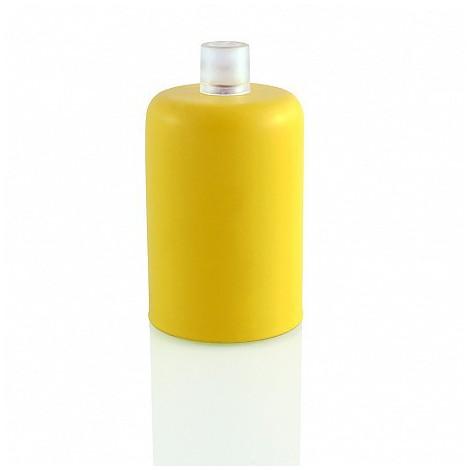 IMINDESIGN Objímka žlutá, lakovaný kov