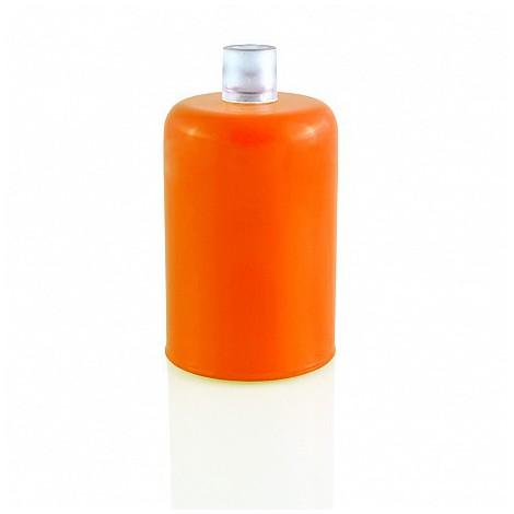 IMINDESIGN Objímka oranžová, lakovaný kov